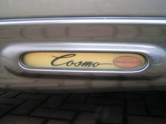 JCESE 20B 3 rotor eunos cosmo decal