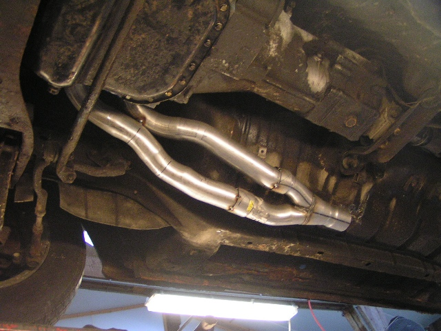 SA rx7 rx 7 12a bridgeport circuit track racecar project custom exhaust build header