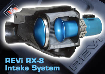 RX8 RX 8 renesis 2004 2009 racingbeat REVi intake system